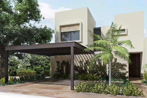 Foto de casa en venta en  , komchen, mérida, yucatán, 14038701 No. 01
