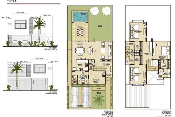 Foto de casa en venta en  , komchen, mérida, yucatán, 14038701 No. 02