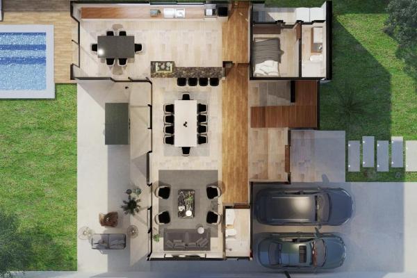 Foto de casa en venta en  , komchen, mérida, yucatán, 14038709 No. 06