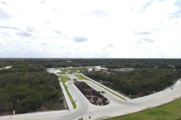 Foto de terreno habitacional en venta en  , komchen, mérida, yucatán, 14038716 No. 17