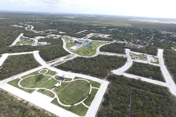 Foto de terreno habitacional en venta en  , komchen, mérida, yucatán, 14038716 No. 20