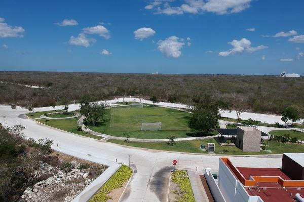 Foto de terreno habitacional en venta en  , komchen, mérida, yucatán, 14038716 No. 24