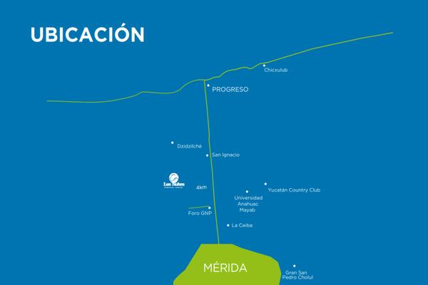 Foto de terreno habitacional en venta en  , komchen, mérida, yucatán, 15231154 No. 05