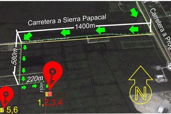 Foto de terreno habitacional en venta en  , komchen, mérida, yucatán, 2626634 No. 01