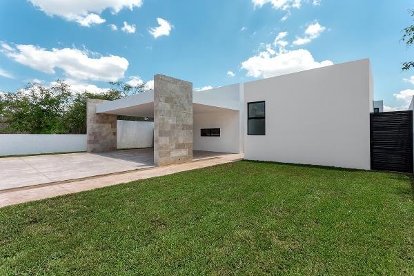 Foto de casa en venta en  , komchen, mérida, yucatán, 3422007 No. 01