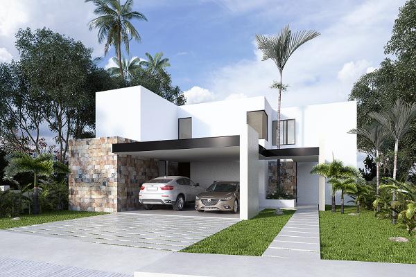 Foto de casa en venta en  , komchen, mérida, yucatán, 3423645 No. 01