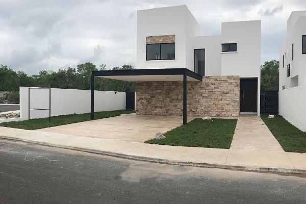 Foto de casa en venta en  , komchen, mérida, yucatán, 4569308 No. 01