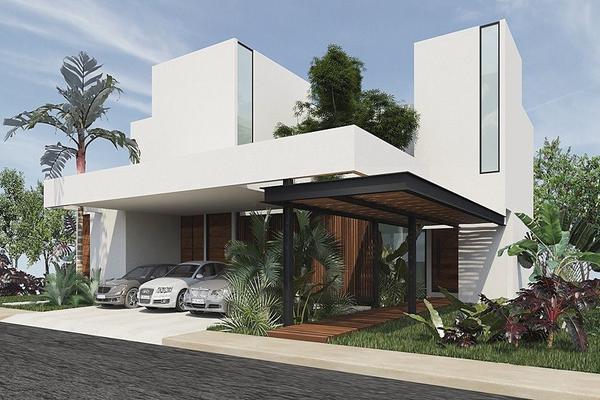 Foto de casa en venta en  , komchen, mérida, yucatán, 5753662 No. 01