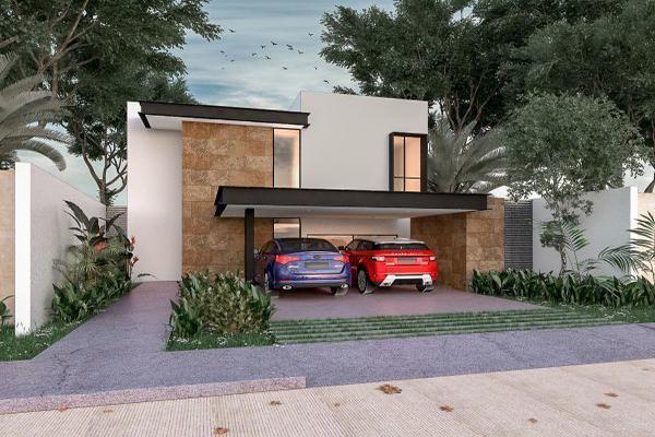 Foto de casa en venta en  , komchen, mérida, yucatán, 7177873 No. 01