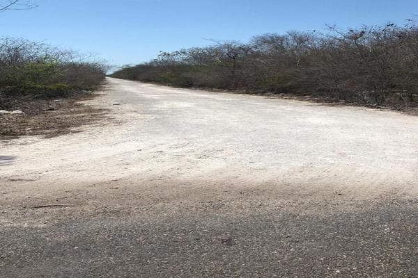 Foto de terreno habitacional en venta en  , komchen, mérida, yucatán, 7280469 No. 01
