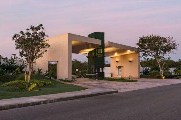 Foto de terreno habitacional en venta en  , komchen, mérida, yucatán, 7861015 No. 02