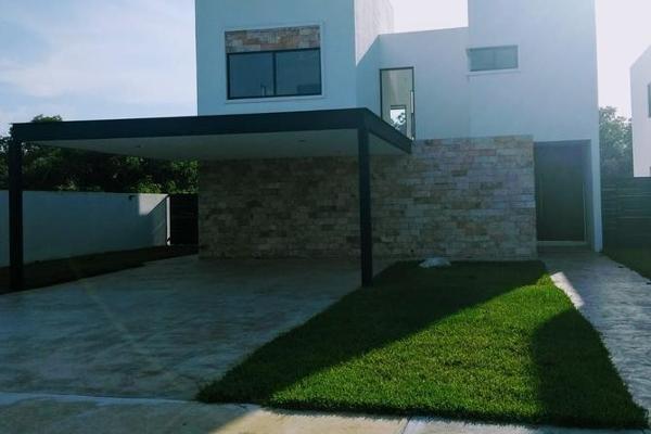 Foto de casa en venta en  , komchen, mérida, yucatán, 7861195 No. 01