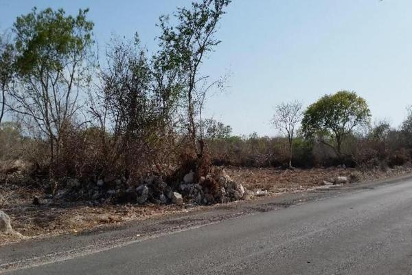 Foto de terreno habitacional en venta en  , komchen, mérida, yucatán, 8068891 No. 09