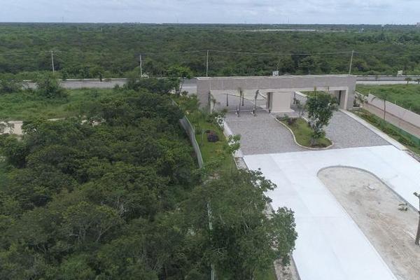 Foto de terreno habitacional en venta en  , komchen, mérida, yucatán, 8100090 No. 04