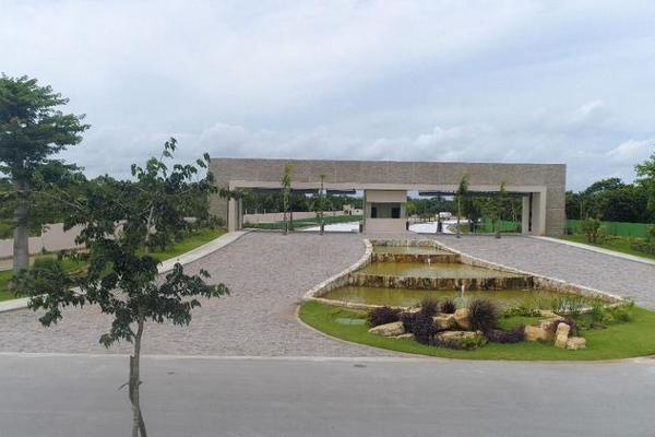 Foto de terreno habitacional en venta en  , komchen, mérida, yucatán, 8100090 No. 08