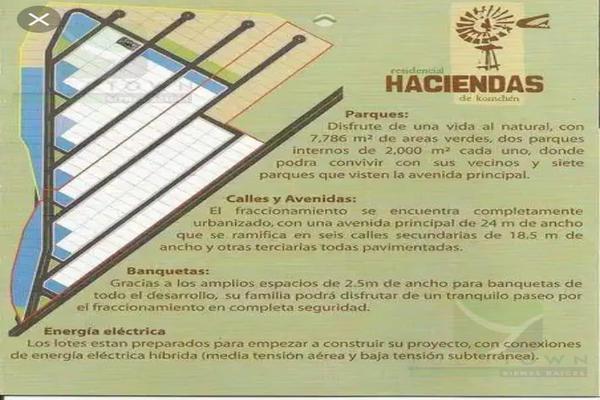 Foto de terreno habitacional en venta en  , komchen, mérida, yucatán, 8195871 No. 03
