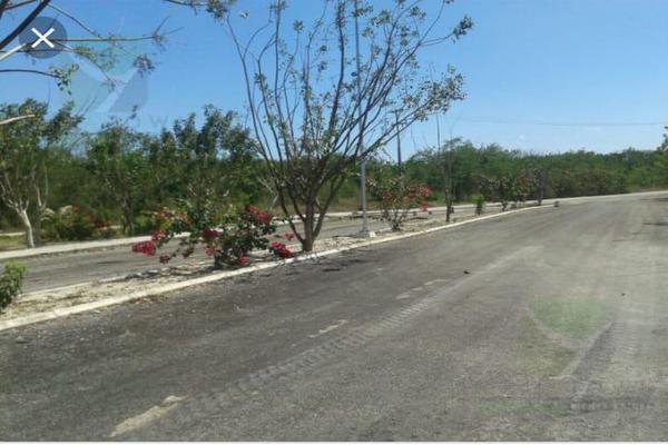 Foto de terreno habitacional en venta en  , komchen, mérida, yucatán, 8195871 No. 06