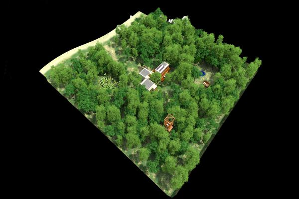 Foto de terreno habitacional en venta en kuyabeh, carretera tulum-coba , francisco uh-may, tulum, quintana roo, 8383752 No. 04