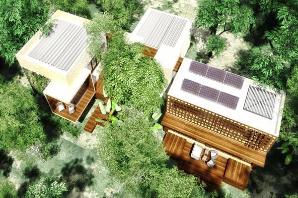 Foto de terreno habitacional en venta en kuyabeh, carretera tulum-coba , francisco uh-may, tulum, quintana roo, 8383752 No. 08