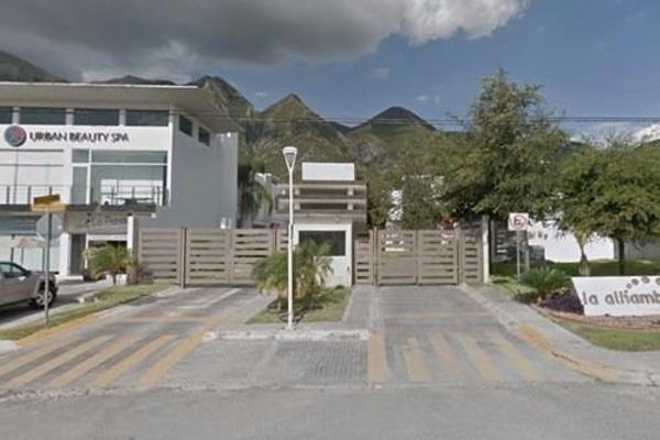 Foto de casa en venta en  , la alhambra, monterrey, nuevo león, 3425096 No. 01