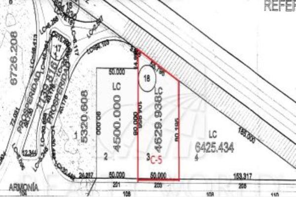 Foto de terreno industrial en venta en  , la arena, pesquería, nuevo león, 5325374 No. 02