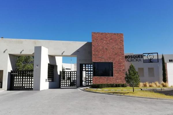 Foto de terreno habitacional en venta en  , la aurora, saltillo, coahuila de zaragoza, 5915920 No. 01