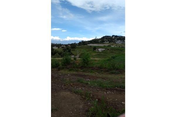 Foto de terreno habitacional en venta en  , el durazno, tepeyanco, tlaxcala, 5726721 No. 04