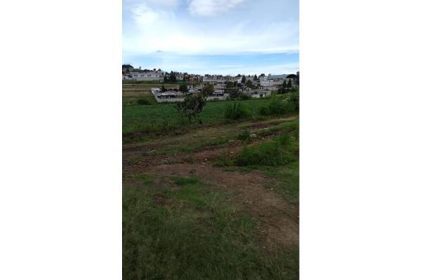 Foto de terreno habitacional en venta en  , el durazno, tepeyanco, tlaxcala, 5726721 No. 05