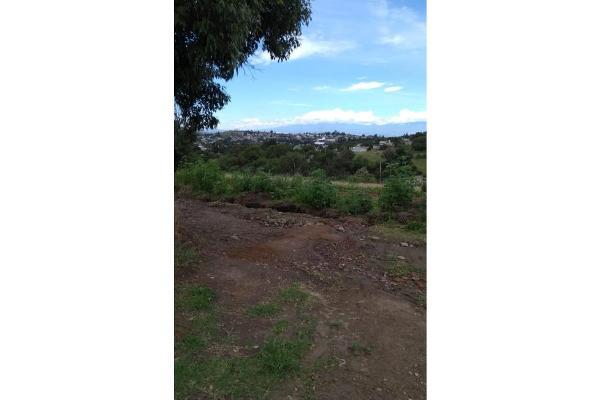 Foto de terreno habitacional en venta en  , el durazno, tepeyanco, tlaxcala, 5726721 No. 08