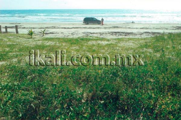 Foto de terreno habitacional en venta en playa norte barra de galindo , la barra norte, tuxpan, veracruz de ignacio de la llave, 2675293 No. 02