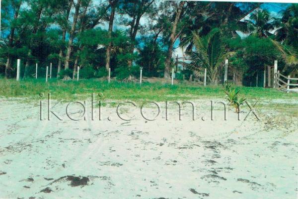 Foto de terreno habitacional en venta en playa norte barra de galindo , la barra norte, tuxpan, veracruz de ignacio de la llave, 2675293 No. 03