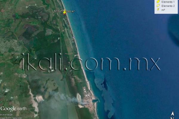 Foto de terreno habitacional en venta en playa norte barra de galindo , la barra norte, tuxpan, veracruz de ignacio de la llave, 2675293 No. 05