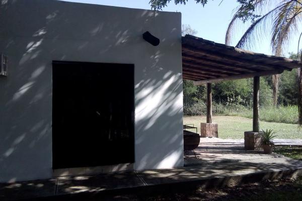 Foto de rancho en venta en  , la boca, santiago, nuevo león, 10176218 No. 10