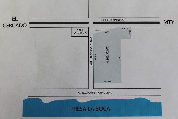 Foto de terreno comercial en venta en  , la boca, santiago, nuevo león, 3226607 No. 01