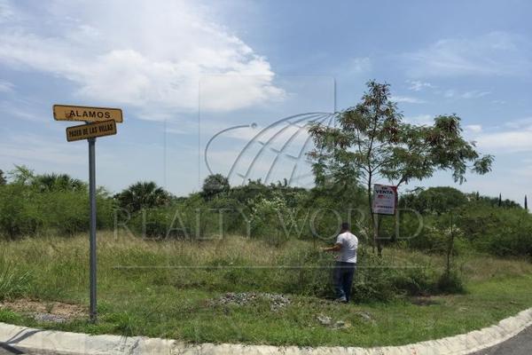 Foto de terreno habitacional en venta en  , la boca, santiago, nuevo león, 8010525 No. 01