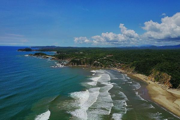 Foto de terreno habitacional en venta en la bocana huatulco , la bocana, santa maría huatulco, oaxaca, 5670957 No. 04