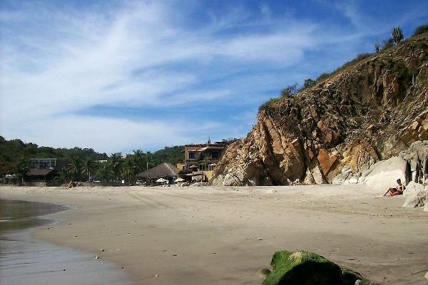 Foto de terreno habitacional en venta en  , la bocana, santa maría huatulco, oaxaca, 5677369 No. 02