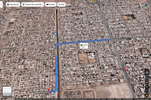 Foto de terreno habitacional en venta en la bufadora , solidaridad mexicali, mexicali, baja california, 0 No. 03