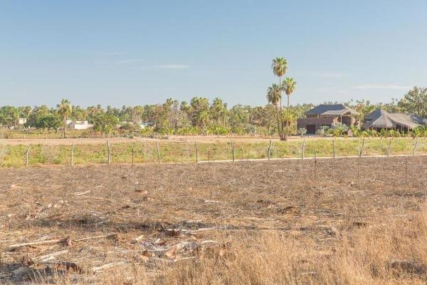 Foto de terreno habitacional en venta en la cachora la trinidad lot 17 , la escondida, la paz, baja california sur, 6153167 No. 01