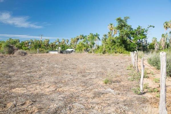 Foto de terreno habitacional en venta en la cachora la trinidad lot 17 , la escondida, la paz, baja california sur, 6153167 No. 04