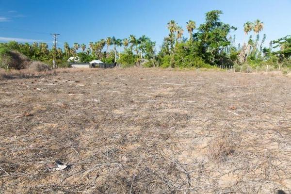 Foto de terreno habitacional en venta en la cachora la trinidad lot 17 , la escondida, la paz, baja california sur, 6153167 No. 05