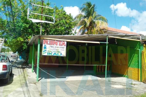 Foto de local en renta en  , la calzada, tuxpan, veracruz de ignacio de la llave, 9180262 No. 01