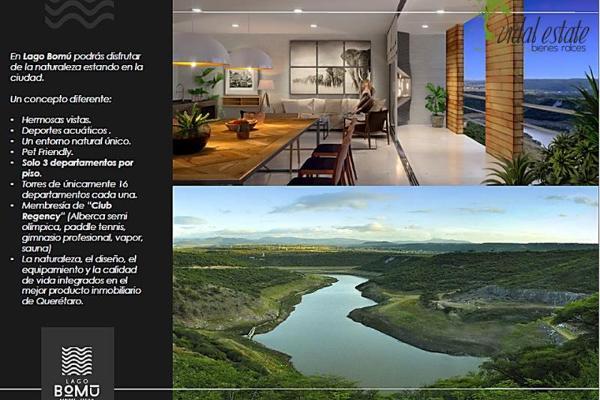 Foto de departamento en venta en la cañada 1, centro, el marqués, querétaro, 5884848 No. 03