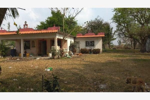 Foto de terreno habitacional en venta en  , la capilla, cotaxtla, veracruz de ignacio de la llave, 5695470 No. 01