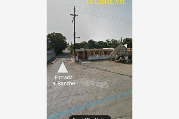 Foto de terreno habitacional en venta en  , la capilla, cotaxtla, veracruz de ignacio de la llave, 5695470 No. 04