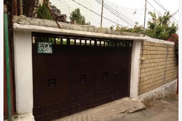Foto de casa en venta en *** **, la carbonera, la magdalena contreras, df / cdmx, 5440024 No. 01