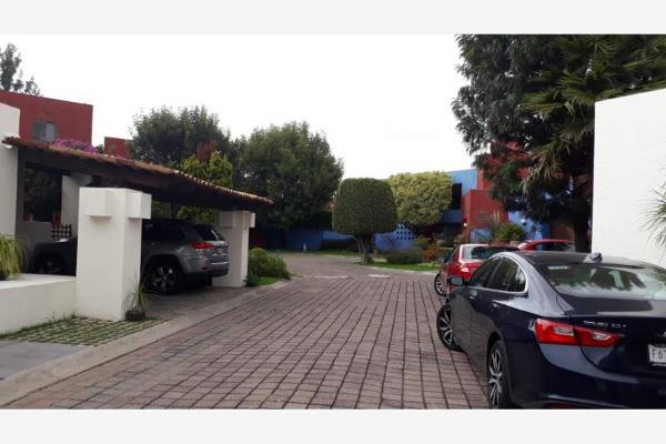 Foto de casa en venta en la carcaña , la carcaña, san pedro cholula, puebla, 5976322 No. 01