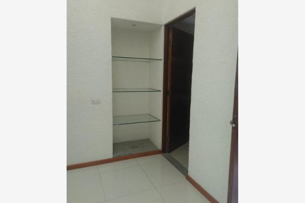 Foto de casa en venta en la carcaña , la carcaña, san pedro cholula, puebla, 5976322 No. 05