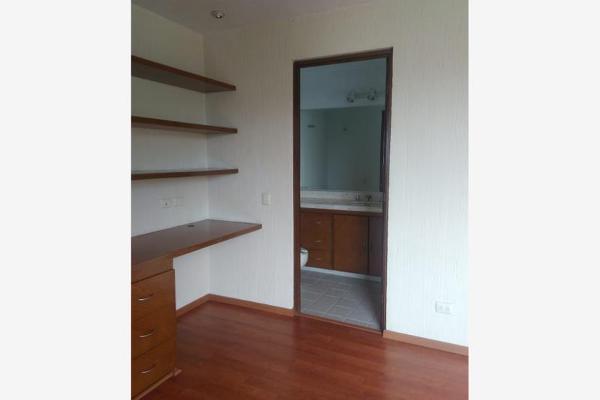 Foto de casa en venta en la carcaña , la carcaña, san pedro cholula, puebla, 5976322 No. 08