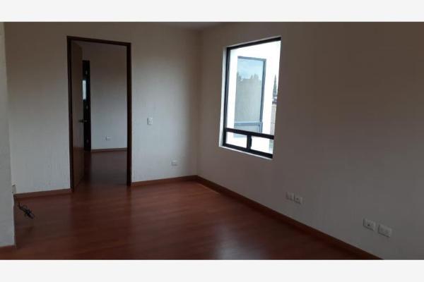 Foto de casa en venta en la carcaña , la carcaña, san pedro cholula, puebla, 5976322 No. 17